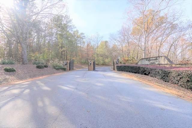 Lot 52 Overlook Drive, Fair Play, SC 29643 (MLS #20243550) :: Les Walden Real Estate