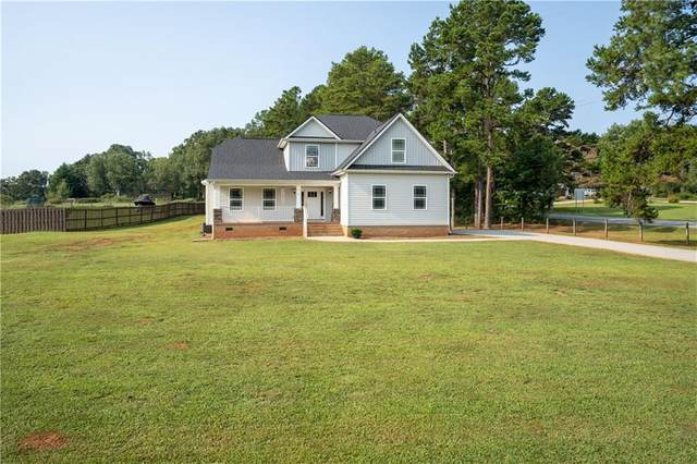 141 Childers Circle, Piedmont, SC 29673 (MLS #20243553) :: The Powell Group