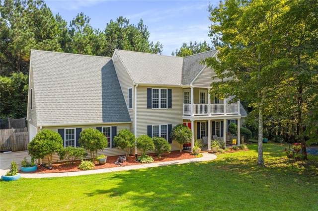302 Royal Avenue, Walhalla, SC 29691 (MLS #20243556) :: Les Walden Real Estate