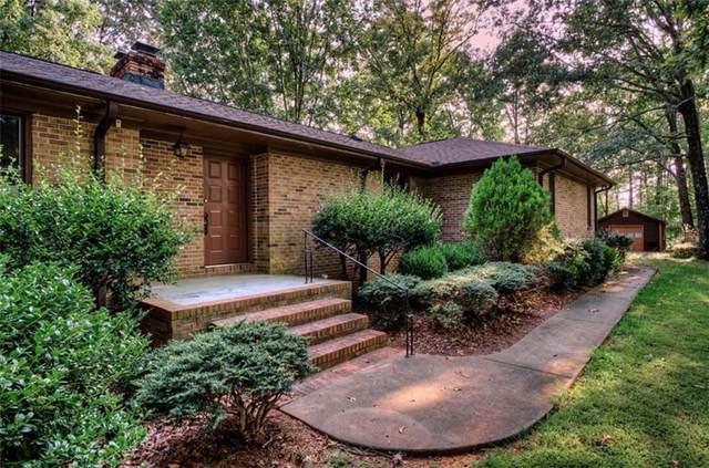 1128 Vogt Drive, Westminster, SC 29693 (MLS #20243561) :: Les Walden Real Estate