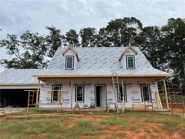 103 West Chestnut Court, Central, SC 29630 (MLS #20243564) :: Tri-County Properties at KW Lake Region
