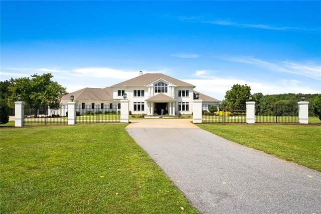 155 Nob Hill, Anderson, SC 29626 (MLS #20243574) :: Tri-County Properties at KW Lake Region