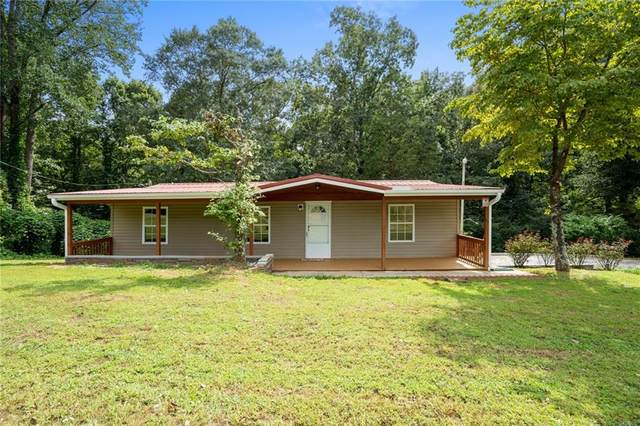 691 Johnson Road, Easley, SC 29642 (MLS #20243578) :: The Powell Group