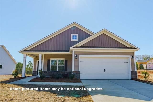 115 Bellflower Lane, Anderson, SC 29625 (MLS #20243595) :: Tri-County Properties at KW Lake Region