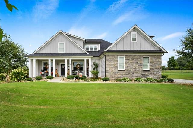 18 Ione Circle, Williamston, SC 29697 (MLS #20243600) :: Tri-County Properties at KW Lake Region