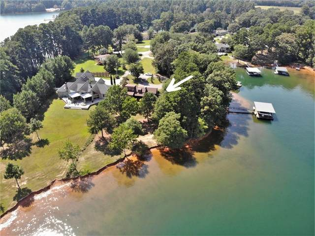 525 Broyles Point Road, Townville, SC 29689 (MLS #20243605) :: Tri-County Properties at KW Lake Region