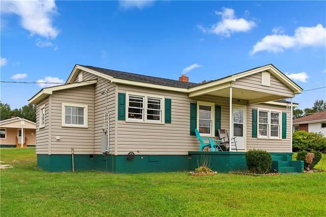 309 Brentwood Drive, Seneca, SC 29678 (MLS #20243610) :: Lake Life Realty