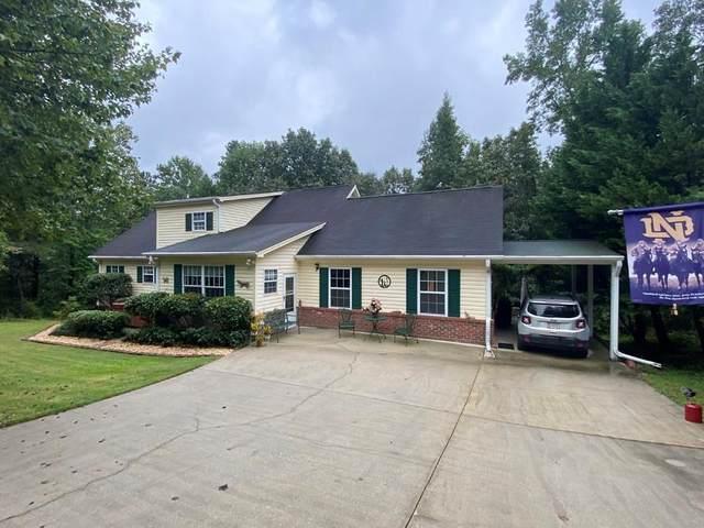 378 Calcutt Road, Lavonia, GA 30553 (MLS #20243611) :: Tri-County Properties at KW Lake Region