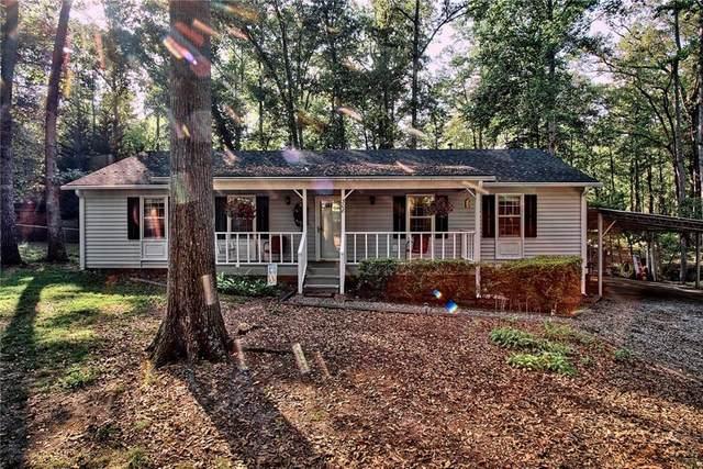 308 Poinsettia Drive, Easley, SC 29642 (MLS #20243612) :: Tri-County Properties at KW Lake Region