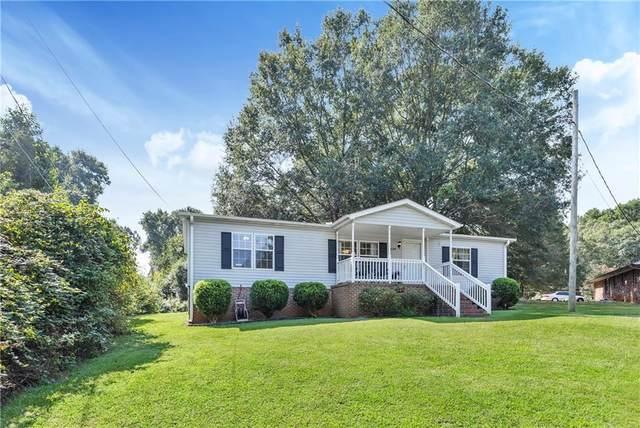 1529 Cherokee Circle, Anderson, SC 29625 (MLS #20243616) :: Les Walden Real Estate
