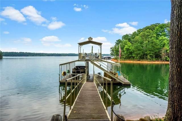 206 Inland Drive, Anderson, SC 29625 (MLS #20243628) :: Lake Life Realty
