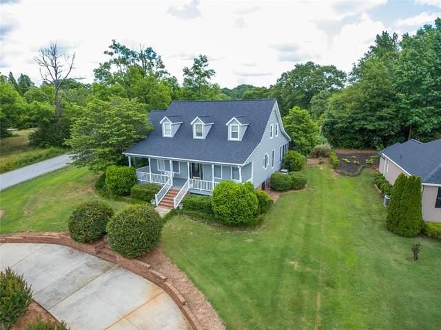 4700 Fenwick Court, Seneca, SC 29678 (MLS #20243632) :: Les Walden Real Estate
