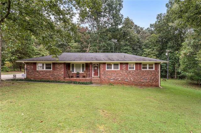 224 Cloverhill Drive, Anderson, SC 29624 (MLS #20243652) :: Prime Realty