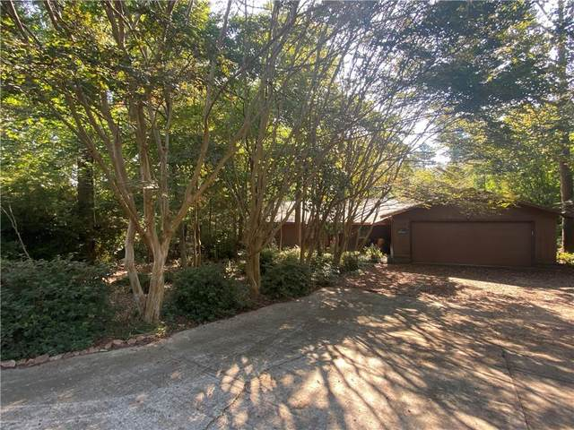 105 Leslo Lane, Seneca, SC 29678 (MLS #20243655) :: Les Walden Real Estate