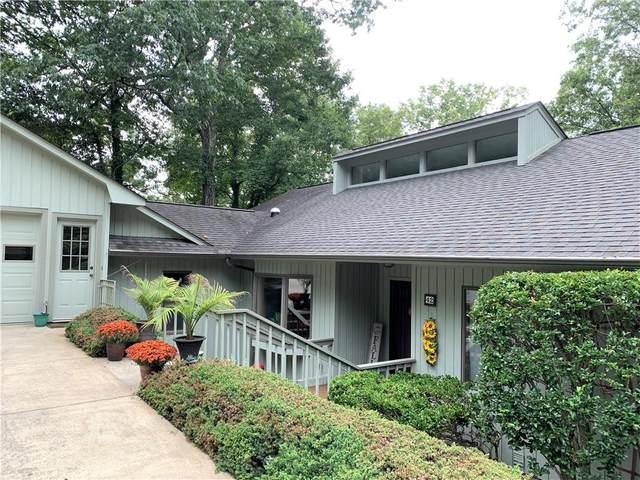 42 Port Tack Drive, Salem, SC 29676 (MLS #20243659) :: Les Walden Real Estate
