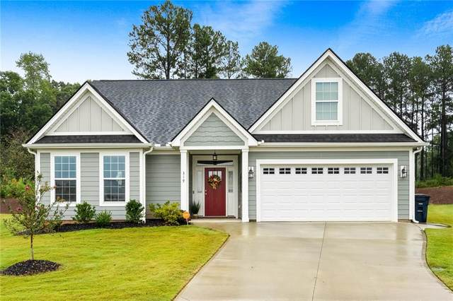 319 Bridleton Way, Anderson, SC 29621 (MLS #20243660) :: The Powell Group