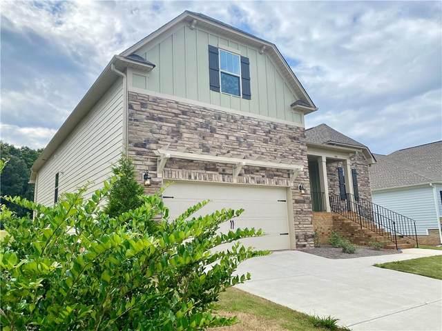 505 Dye Drive, Seneca, SC 29678 (MLS #20243670) :: Les Walden Real Estate