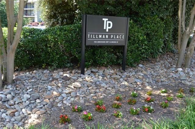 155 Anderson Highway, Clemson, SC 29631 (MLS #20243677) :: The Freeman Group