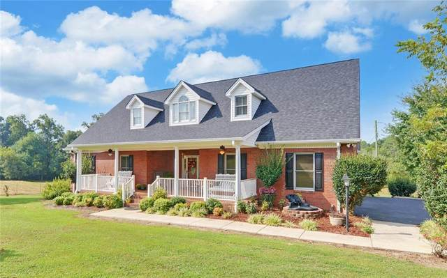 2075 Providence Church Road, Lavonia, GA 30553 (MLS #20243678) :: The Powell Group