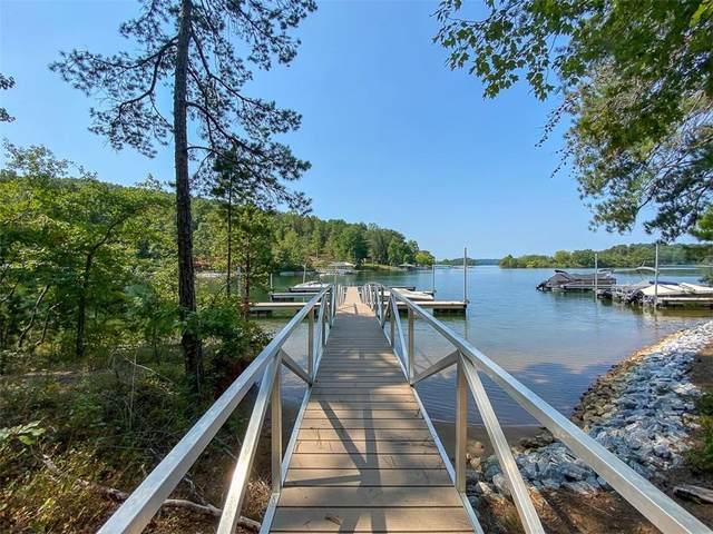 205 Harborside Drive, Six Mile, SC 29682 (MLS #20243685) :: Les Walden Real Estate