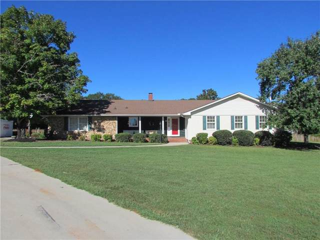 315 Five Forks Road, Anderson, SC 29621 (MLS #20243686) :: Les Walden Real Estate