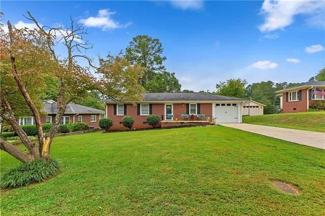 108 Clinton Drive, Anderson, SC 29621 (MLS #20243701) :: Les Walden Real Estate