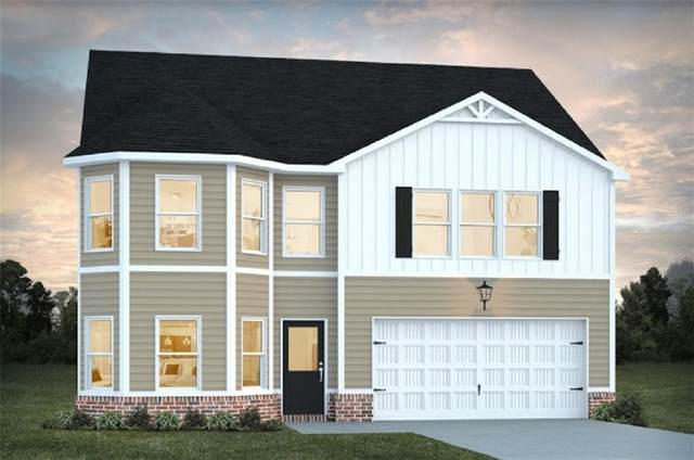 108 Fish Camp Road, Easley, SC 29642 (MLS #20243710) :: Les Walden Real Estate