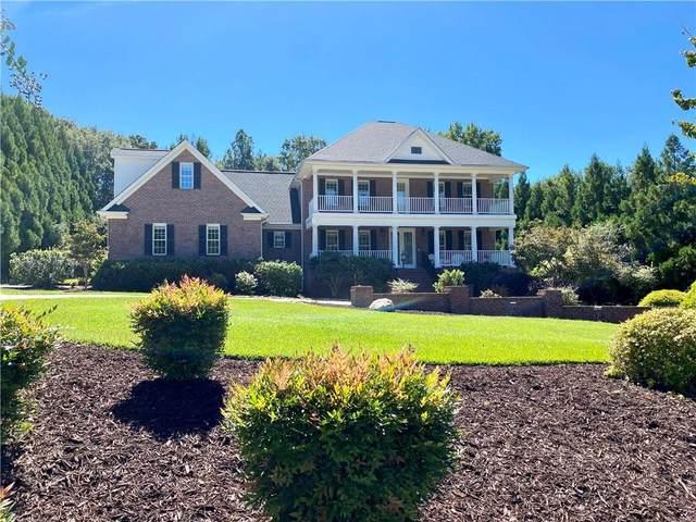 118 Caversham Lane, Anderson, SC 29621 (MLS #20243723) :: Les Walden Real Estate