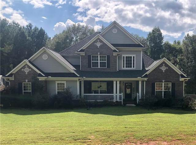 8030 Abbeville Highway, Iva, SC 29655 (MLS #20243746) :: The Powell Group