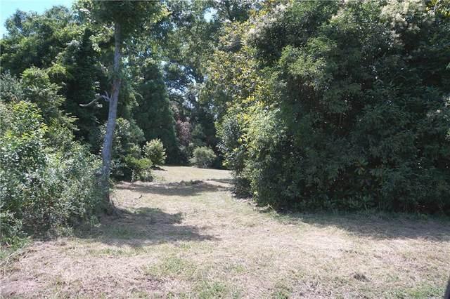 Lot 1 Club Drive, Anderson, SC 29625 (MLS #20243766) :: Les Walden Real Estate