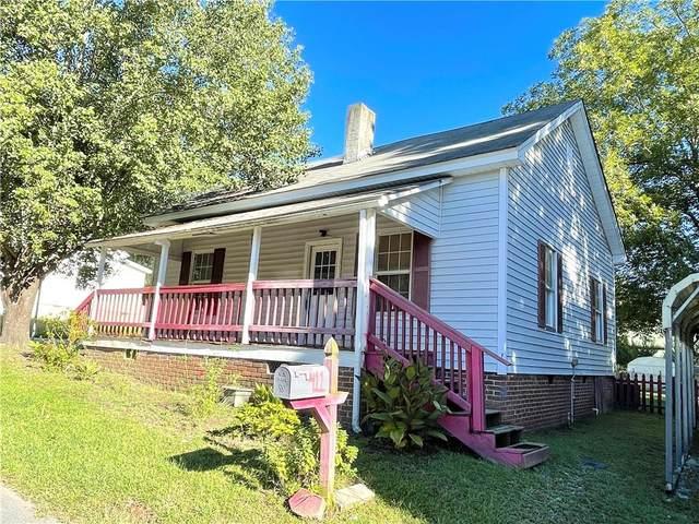 411 Gerber Street, Walhalla, SC 29691 (MLS #20243772) :: Les Walden Real Estate