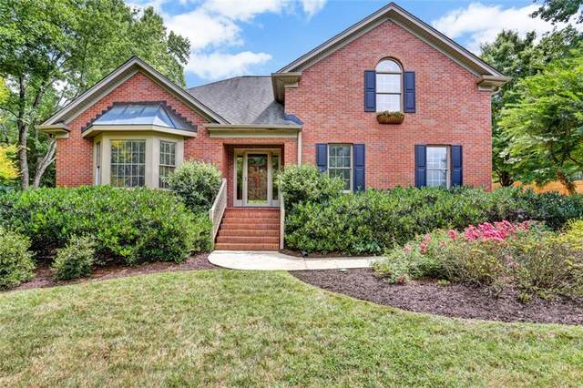 100 Partridgeberry Way, Taylors, SC 29687 (MLS #20243776) :: Les Walden Real Estate
