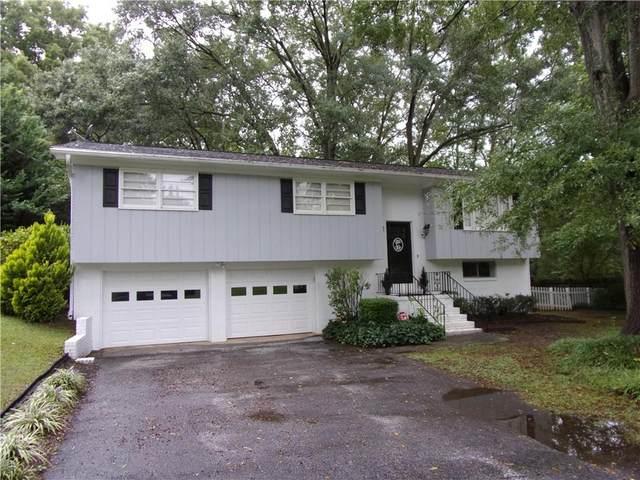 109 Lynchburg Drive, Greenville, SC 29617 (MLS #20243784) :: Renade Helton