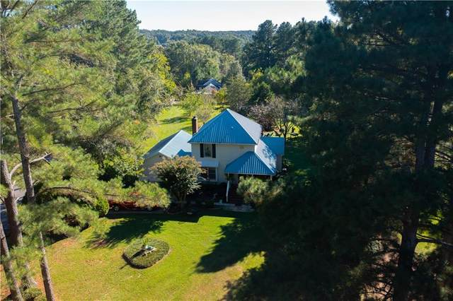 263 Madison Shores Drive, Westminster, SC 29693 (MLS #20243785) :: Lake Life Realty