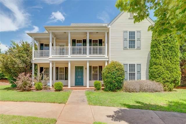 105 Stonegate Drive, Seneca, SC 29678 (MLS #20243787) :: Les Walden Real Estate