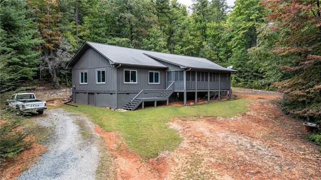 113 Taylor Way, Sunset, SC 29685 (MLS #20243795) :: The Powell Group