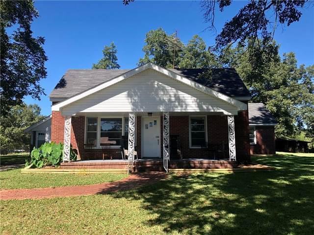 1125 Friendship Road, Seneca, SC 29678 (MLS #20243804) :: Les Walden Real Estate