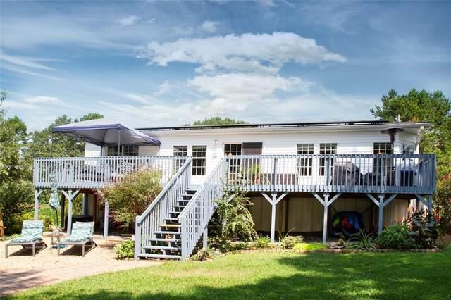 104 Cove Drive, Fair Play, SC 29643 (MLS #20243806) :: Renade Helton