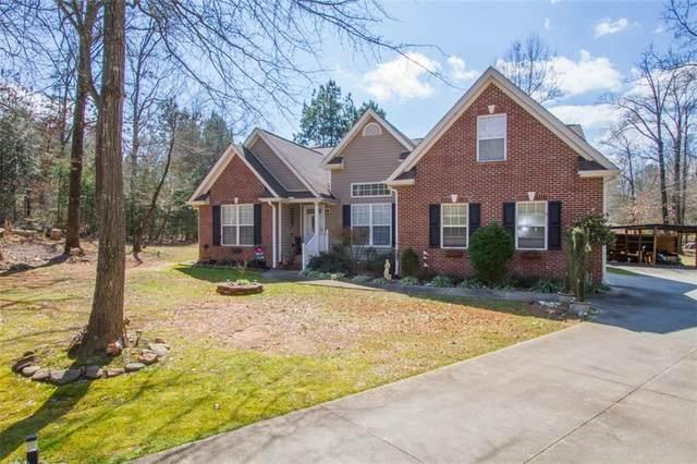 107 Richland Cove Road, Anderson, SC 29626 (MLS #20243807) :: Les Walden Real Estate