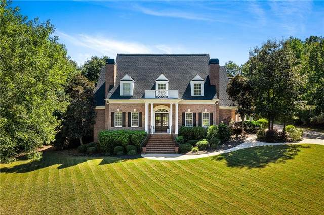 114 Loudwater Drive, Anderson, SC 29621 (MLS #20243824) :: The Freeman Group