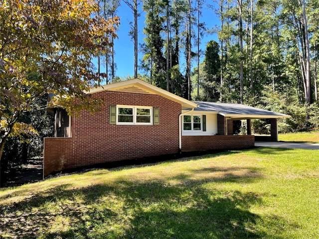 106 Prince Street, Seneca, SC 29678 (MLS #20243834) :: Les Walden Real Estate