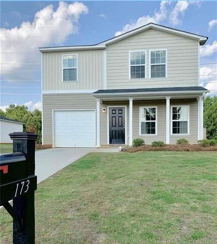173 Strawberry Place, Anderson, SC 29624 (MLS #20243854) :: The Powell Group