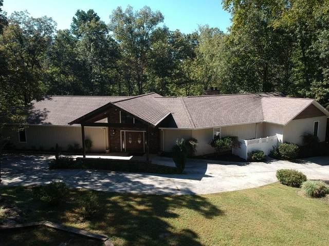 120 Edgewater Drive, Fair Play, SC 29643 (MLS #20243869) :: Les Walden Real Estate