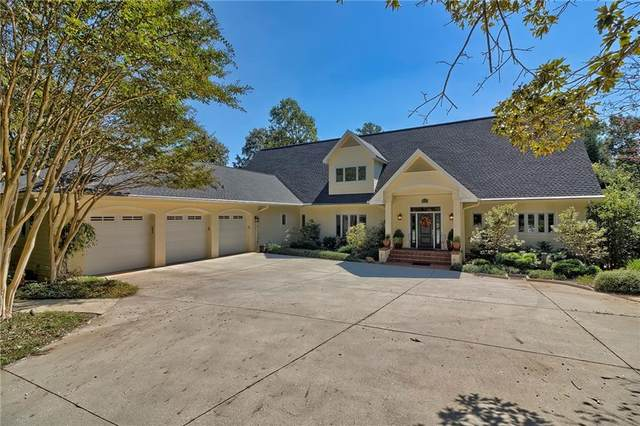 118 Luther Land Road, Seneca, SC 29672 (MLS #20243870) :: The Powell Group
