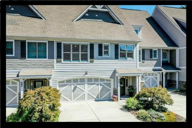 589 Tall Ship Drive, Salem, SC 29676 (MLS #20243896) :: Lake Life Realty