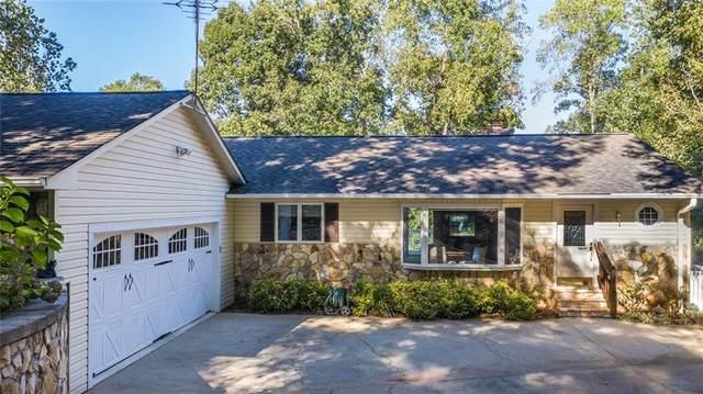 1436 Coneross Point Drive, Seneca, SC 29678 (MLS #20243897) :: Renade Helton