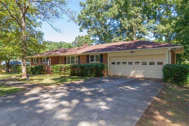303 Brook Forest Drive, Anderson, SC 29621 (#20243899) :: Modern