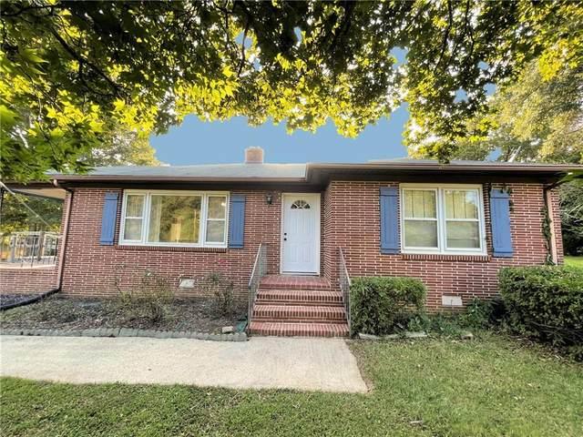 752 Rose Lane, Toccoa, GA 30577 (MLS #20243902) :: The Freeman Group