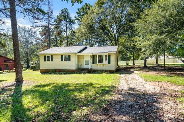 1504 Amity Road, Belton, SC 29627 (MLS #20243927) :: Les Walden Real Estate