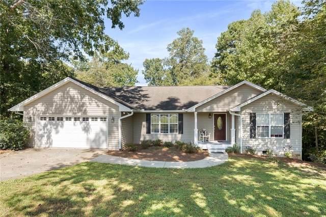 109 Magnolia Way, Seneca, SC 29672 (MLS #20243933) :: Tri-County Properties at KW Lake Region